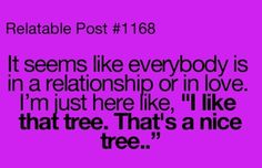 Sad, but true!!