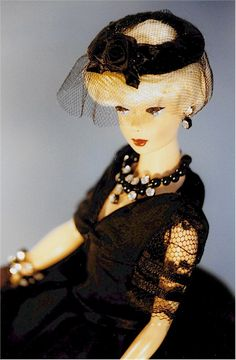Joshard OOAK make over reproduction bubble cut Barbie doll AFKA Joshard Jeff Bouchard