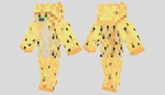 Ozelot Skin para Minecraft