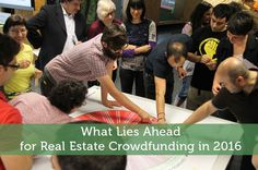 Real estate crowdfunding has been a force to be reckoned with in the investing arena. Learn what lies ahead for real estate crowdfunding in
