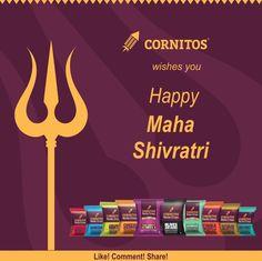 Wishing you happy Maha Shivratri