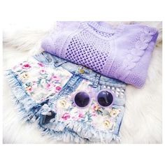 Pretty Pastel  Pastels are perf for the summer  #pastel #clothes #wardrobe #summer #california #summer2014 #love #goodmorning