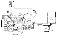 Floor Plans On Pinterest House Plans Home Plans And