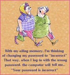 memory.....so true!   LOL..........Can U Still Hear Me?