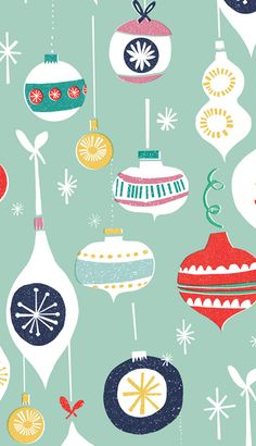 print & pattern, bauble, print, pattern, christmas, design, festive winter, colour, texture