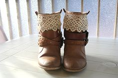 Restyle your old boots