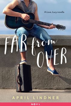 #CoverReveal: Far from Over - April Lindner