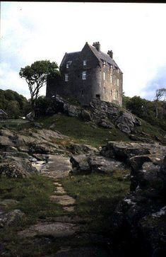 Duntrune Castle , Argyll, Scotland
