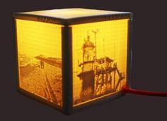ONBEPERKT HOUDBAAR  3D geprinte lamp    www.bijjosse.nl