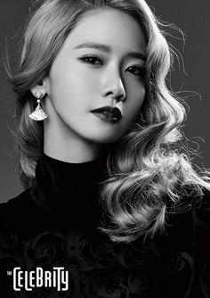 Girls' Generation SNSD The Celebrity Magazine July 2015 Photoshoot Yoona Girls Generation, Jessica Jung, Kpop Girl Groups, Kpop Girls, Foto Face, Celebrity Magazines, Lee Hyun Woo, Yoona Snsd, Pics Art
