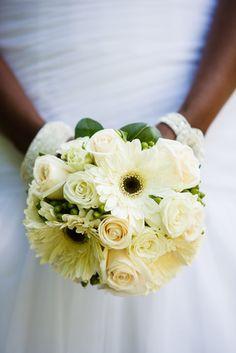 Gerber Daisy Wedding Bouquet