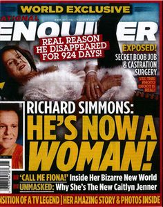 Richard Simmons Has Lost His Trans Defamation Lawsuit Against National Enquirer - Chicks On The Right