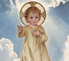 Divino Niño Jesús, Oración Para Pedir Salud, Prosperidad y Amor