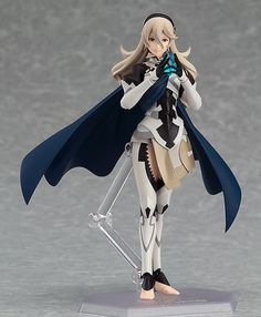 The Crux of Fate. From the Nintendo game 'Fire Emblem Fates' comes a rerelease of the figma of the main playable character in her female form - Corrin! Using the smooth yet posable joints of figma, you can act out a variety of differ. Fire Emblem Fates Corrin, Creepypasta Anime, Anime Studio, Nintendo 3ds Games, Tokyo Otaku Mode, Anime Figurines, Mode Shop, Cosplay, Kawaii