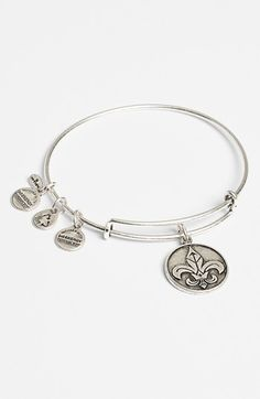 Special Harry Potter Silver Charm Bangle Inspired By Alex And Ani - Alex and ani cruise ship bangle