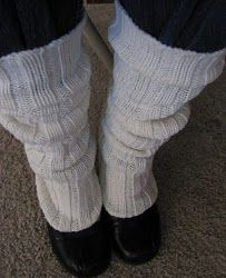 Sweater Leg warmers/faux boot tops DIY - best tutorial I found cuz it tells you how it won't come unraveled!  Do not cut the sleeve off!  Pick the seam at the shoulder and the edges are already finished!  :)