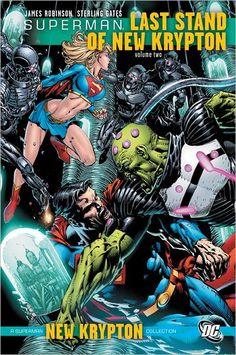 Superman - Last Stand of New Krypton, Volume 2.