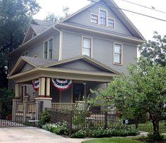Texas Cottage: Homes of Texas: Houston