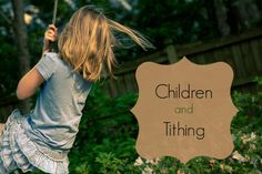 Children and Tithing | Grateful Simplicity
