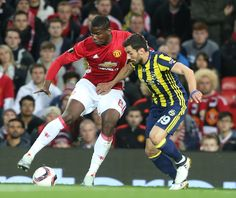 MANCHESTER UNITED SPORT NEWS: MANCHESTER UNITED 4 FENERBAHCE 1