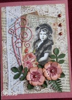 """From the Blog """"Barb's Vintagedream"""""""