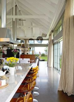 Love the decor, height of ceilings and general appeal of this New Zealand holiday home Dustjacket attic: Interior Design Suffolk Cottage, New Zealand Holidays, South Shore Decorating, Interior Decorating, Interior Design, Blog Deco, Beautiful Space, Beautiful Homes, Great Rooms