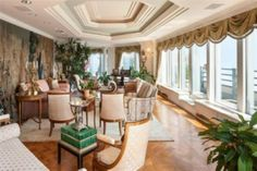 The Most Expensive Apartment In New York, The 100 Million Dollar Penthouse: http://scaleogy.com/the-most-expensive-apartment-in-new-york-the-100-million-dollar-penthouse