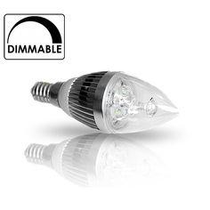 Κεράκι++E14+3x1+Watt+Ψυχρό+Λευκό+Dimmable Led, Light Bulb, Home Decor, Interior Design, Home Interior Design, Lightbulbs, Home Decoration, Decoration Home, Interior Decorating