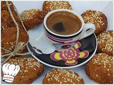 ΑΝΑΡΠΑΣΤΑ ΜΠΙΣΚΟΤΑ ΜΕ ΤΑΧΙΝΙ ΝΗΣΤΙΣΙΜΑ!!! - Νόστιμες συνταγές της Γωγώς! Greek Recipes, French Toast, Pancakes, Cookies, Breakfast, Coffee Lovers, Foods, Crack Crackers, Morning Coffee