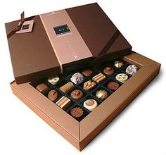 Luxury Chocolate Packaging Box Gift Bo
