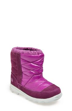 cute water proof snowboot