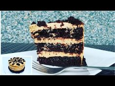 Tort Cu Blat Umed De Ciocolata Incredibil de Delicios. Tarta con Biscocho Umedo de Chocolate. - YouTube Cake Youtube, Food Cakes, Chocolate Cake, Cake Recipes, Sweets, Homemade, Ethnic Recipes, Desserts, Deserts