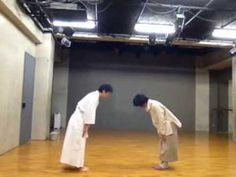 新体道 瞑想組手 わかめ体操 shintaido wakametaiso