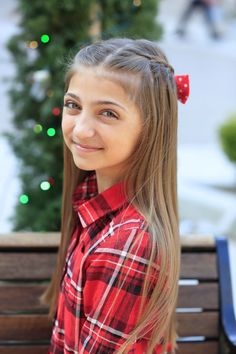 Upward Lace Braid and Nativity Feature - Cute Girls Hairstyles Braided Hairstyles Updo, Braided Prom Hair, Braids For Short Hair, Updo Hairstyle, Braided Updo, Black Girl Short Hairstyles, Cute Girls Hairstyles, School Hairstyles, Prom Hairstyles