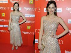 Natalia de Molina In Oscar de la Renta - Fotogramas Magazine Awards. RE-tweet and favorite it here: https://twitter.com/MyFashBlog/status/438533853821411328/photo/1