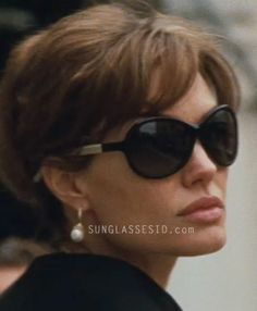 e153f569e9 Angelina Jolie wearing TD Tom Davies 13435 sunglasses in The Tourist The  Tourist Angelina Jolie