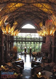 A look at Walt Disney World Animal Kingdom Resort and Villas - Jambo House