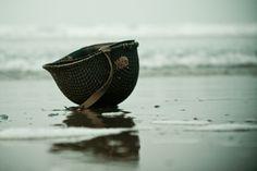 Helmet in Omaha Beach by Rodrigo Bressane, via 500px