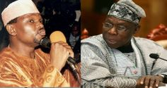 Hot News  Now: Obasanjo lied on me and God will be the judge betw...