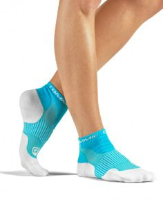 HAPPY FEET.  Wear a comfortable compression sock that will relieve any muscle stiffness or soreness. #innergywear