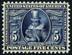 U.S.; General Issues, 1907, 5c Jamestown, #330, n.h. Centered for this, Very Fine, PSE (2013) cert. Scott $310. Estimate $150-170. Lot cond...