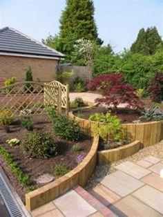 Easy maintenance Garden Nice Ideas, Garden Ideas, Easy, Plants, Home, Planters, Haus, Plant, Homes