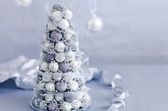 Christmas only comes once a year, so show off your skills with these magnificent festive desserts.