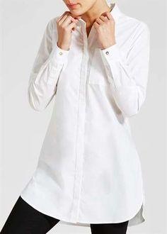 Longline Formal Shirt