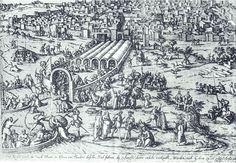 Nombreux furent les comtois qui suivirent Charles Quint contre le turc Barberousse pour reprendre Tunis. C'est ainsi que l'on trouve de nombreux croissants sur les armoiries comtoises.