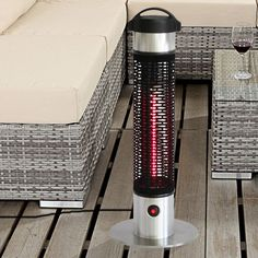 1000 Watt Electric Patio Heater
