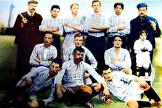 EQUIPOS DE FÚTBOL: BOCA JUNIORS 1905-06