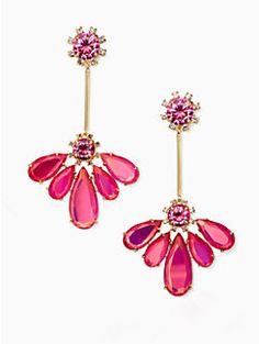 color crush drop earrings | Kate Spade New York