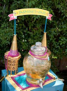 Princess Jasmine party: