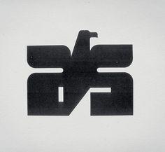 American Security Bank of Honolulu logo Banks Logo, Retro Logos, Vintage Logos, Eagle Logo, Green Logo, Logo Sign, Monogram Logo, Typography Logo, Creative Logo